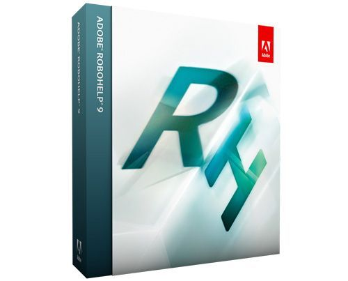 Adobe RoboHelp 9.0 box