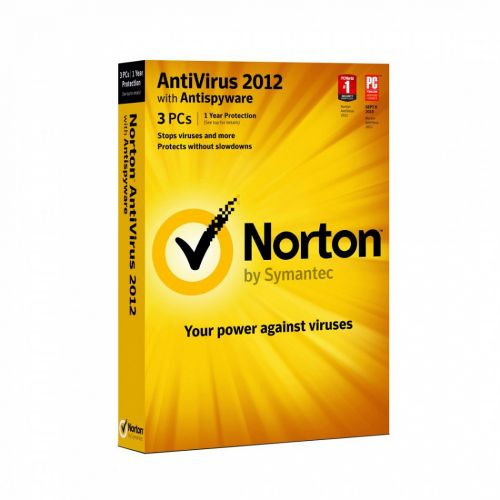 Norton AntiVirus 2012 19.1.1.3 box