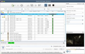 Xilisoft DVD Ripper Ultimate 6.7.0.0913 screenshot