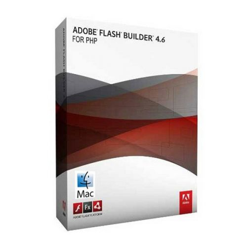 Adobe Flash Builder Premium for PHP 4.6 box