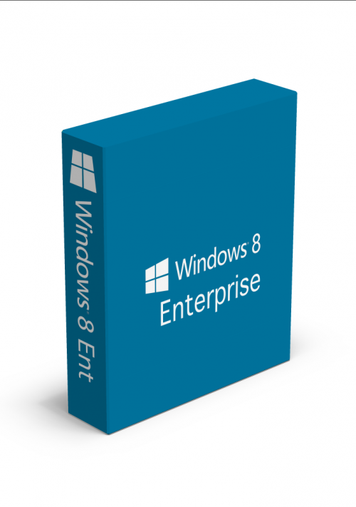 Microsoft Windows 8.1 Enterprise box