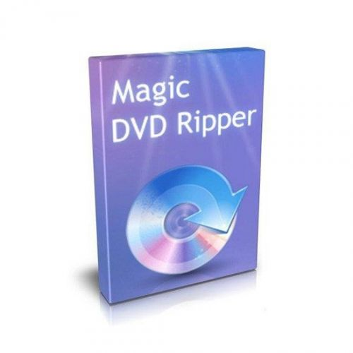 Magic DVD Ripper 9.0.0 box