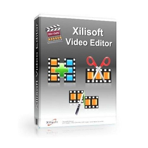 Xilisoft Video Editor 2 2.1.1.0901 box