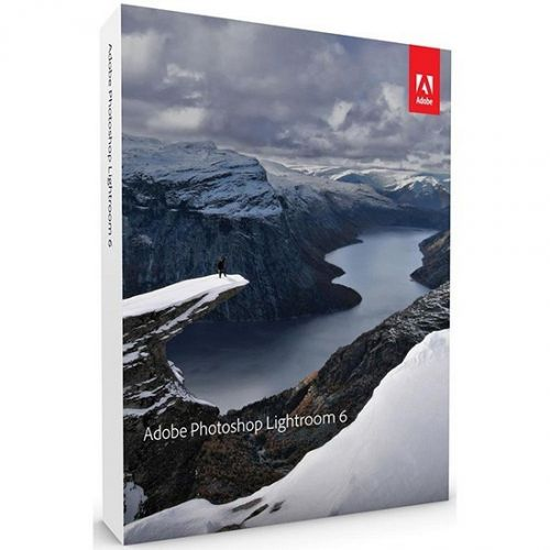 Adobe Photoshop Lightroom CC 6.4 x64 box