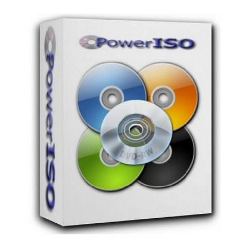 PowerISO 6.8 64-bit 32-bit box