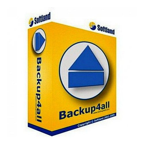Backup4all Pro 4.9.291 box