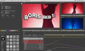 Boris RED 5.0.6 for Mac screenshot