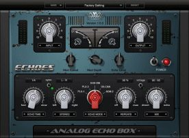 Nomad Factory Integral Studio Pack VST RTAS 3.0 ECHOES