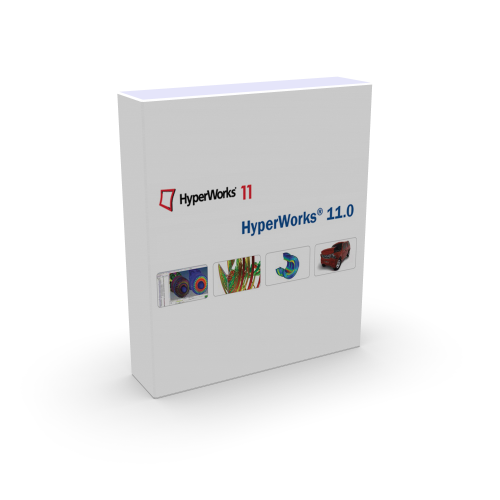 Altair HyperWorks 11.0.0.47 box