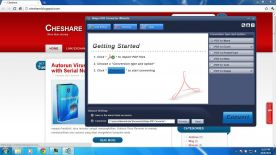 Simpo PDF Converter Ultimate 1.5 screenshot