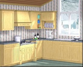 Cabinet Vision Solid 4.1 kitchen