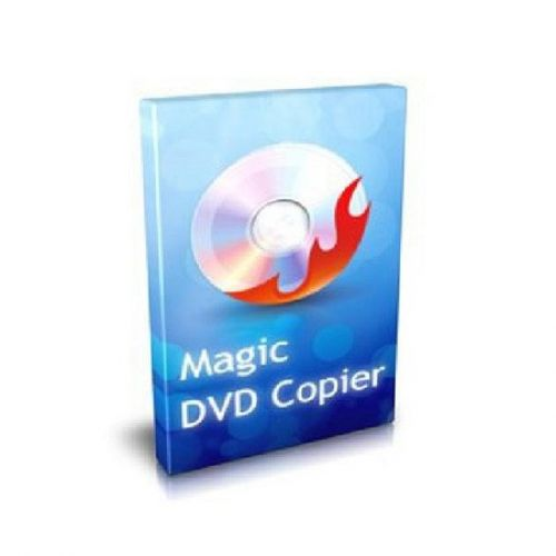 Magic DVD Copier 9.0.0 box