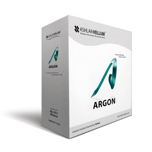 Ashlar-Vellum Argon 8.2.889 SP3R1 box
