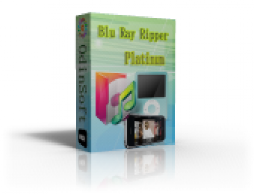 Odin Blu-ray DVD Ripper Platinum 9.8.3 box