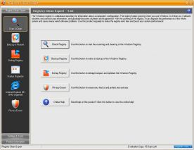 Registry Clean Expert 4.8 screenshot