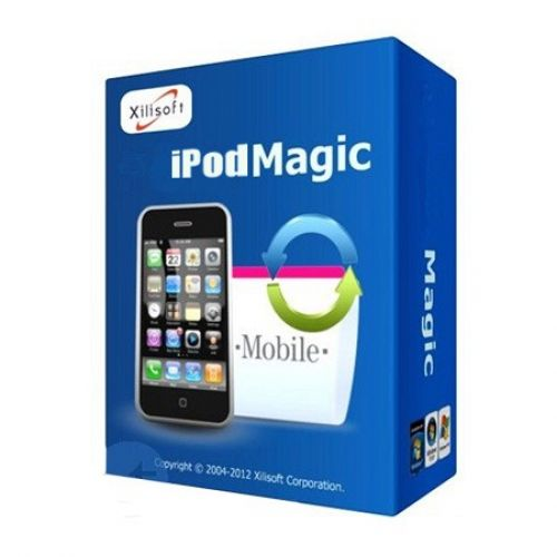 Xilisoft iPod Magic Platinum 5.7.6.20150818 box