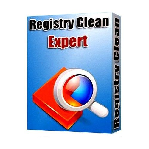 Registry Clean Expert 4.86 box