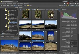 Zoner Photo Studio Pro 14.0 screenshot