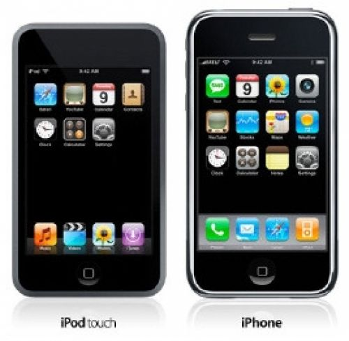 iPhone and iPod Touch Pack 2009 box