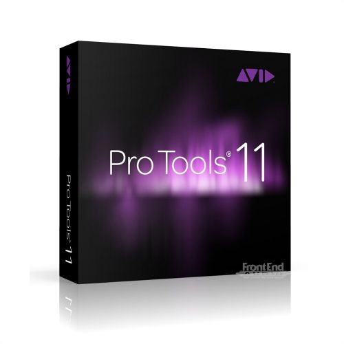 Avid Pro Tools HD 10.3.10 for macOS box