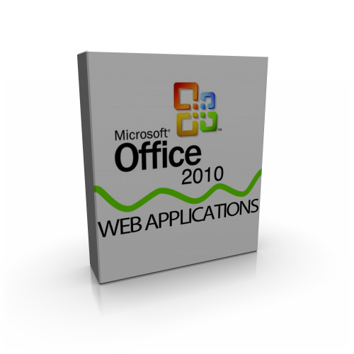 Microsoft Office Web Apps 2010 with SP1 box