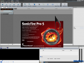 SmartSound SonicFire Pro 5.7 Scoring Network Edition about