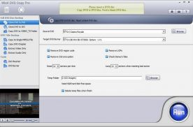 WinX DVD Copy Pro 3.4.2 screenshot