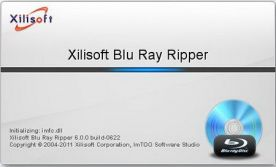 Xilisoft Blu-Ray Ripper 6.3 screenshot