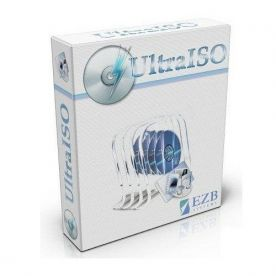 EZB Systems UltraISO Premium Edition 9.5 box