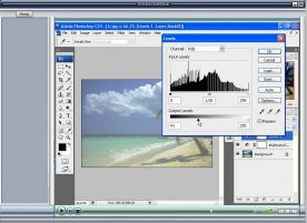 Adobe Photoshop CS3 10 Extended screenshot