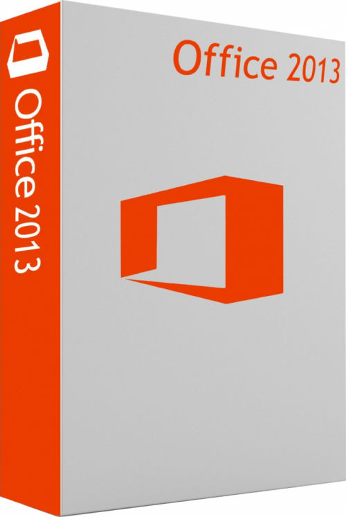 Microsoft Visio Professional 2013 with SP1 box