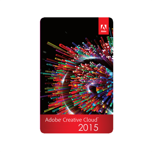 Adobe CC Master Collection 2015 with Update 3 English box