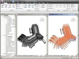 Autodesk Revit Structure 2013 screenshot