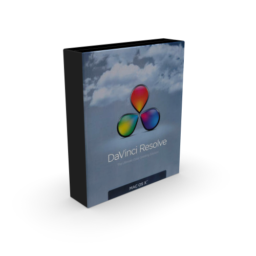 Blackmagic Design DaVinci Resolve 8.2 box