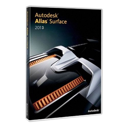 Original Autodesk Alias Surface Software