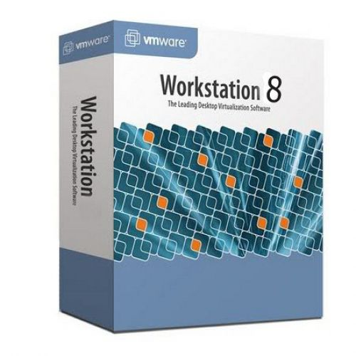 VMware Workstation 8.0.1.528992 box
