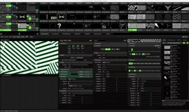Resolume Arena 4.0 for Mac screenshot