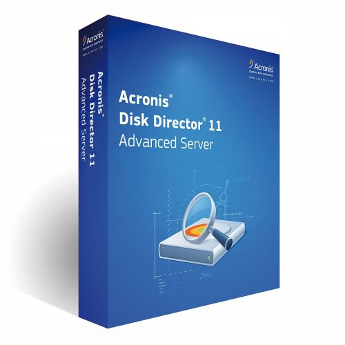 Acronis Disk Director Workstation 11.0.12077 box
