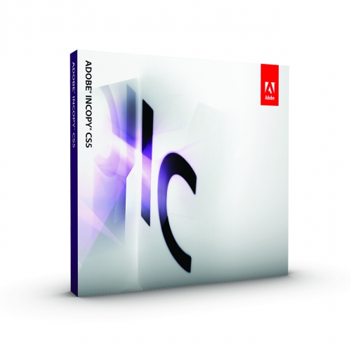 Adobe InCopy CS5 7.0 box