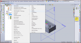 SolidCAM 2011 with SP2 HF1 for SolidWorks 2007-2012 screenshot