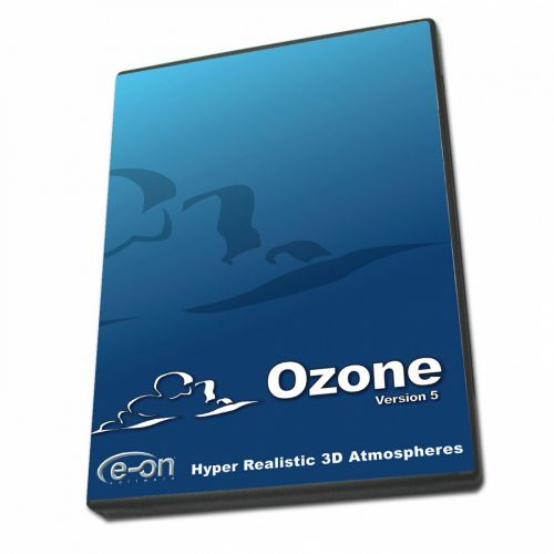 E-ON Ozone 5.0 for Windows for Mac box