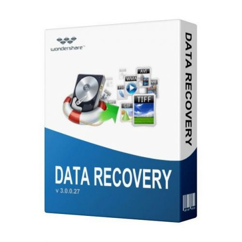 Wondershare Data Recovery 4.0.0 box