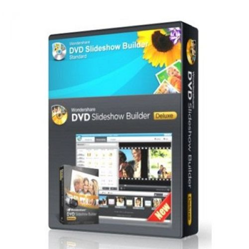 Wondershare DVD Slideshow Builder Deluxe 6.1.13.0 box