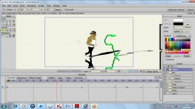 Smith Micro Anime Studio Pro 8.0 screenshot