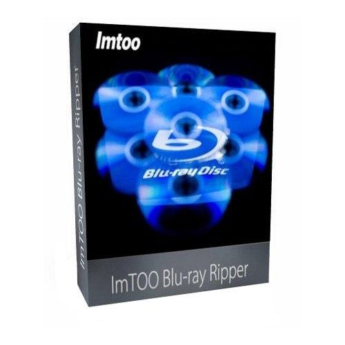 ImTOO Blu-ray Ripper 7.1.0.20130301 box