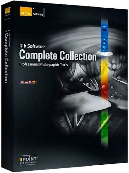 Google Nik Software Complete Collection 1.2.11 box