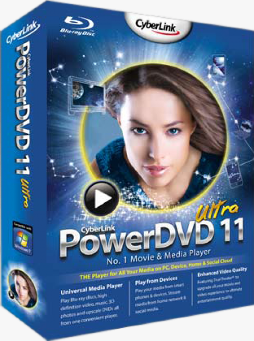 CyberLink PowerDVD Ultra 16.0.2011.60 box