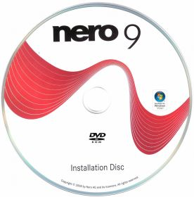 Ahead Nero 9 dvd