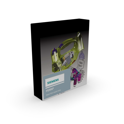 Siemens PLM FEMAP with NX Nastran 10.3.1 64-bit 32-bit box
