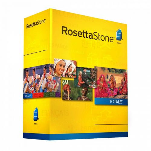 Rosetta Stone Win Mac 3.3.5 for Windows for macOS box